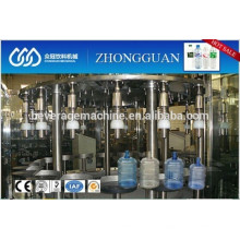 20L Barrel Water Filling Capping Equipment With Brusher