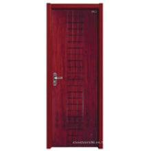 Puerta interior de madera (HDC-005)