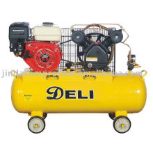 5.5HP 8BAR 100 L 26 Gal Gasoline compresor DCV-0.25/8 C