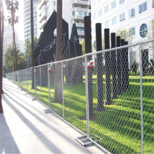 Galvanized Portable Temporary Wire Mesh Steel Fence