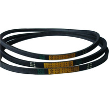 Cheap Price Customized Black Rubber Power Transmission V Belt