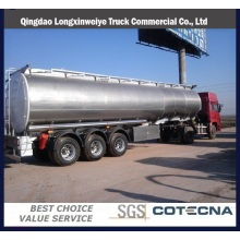 2016 Hot 45m3 Fuel Tank Semi Trailer with Lowest Price