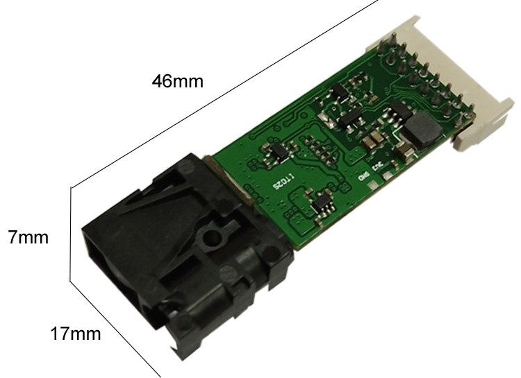12m Long Range Time Of Flight Sensor