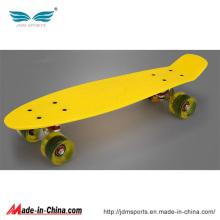 Plastik Penny Board Professionelle Manufaktur Skateboard