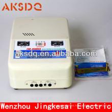 TSD montado en la pared automática ac regulador eléctrico hecho en china