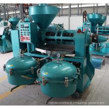 Prensa de óleo controlada temperatura automática de Guangxin com filtro Modelo Yzlxq10-8