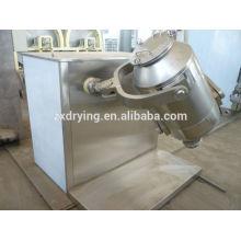 Трехкомпонентный смесительный станок с тремя сухарями из нержавеющей стали / трехмерный