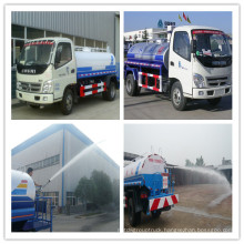 Foton 4X2 4000L Watering Truck for Hot Sales