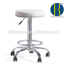 HY5002 Modern Design Haiyue Factory Wholesale PU Leather Kitchen Bar Stool