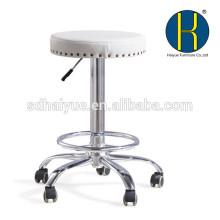 HY5002 современный дизайн Гуанчжоу завод Оптовая кожа PU кухня барный стул