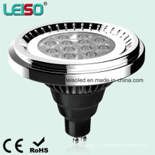 12.5W 1000lm LED AR111 Which Replace 100W Halogen Lamp Directly (LS-S012-GU10-LWW/LW)