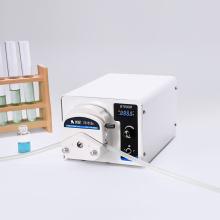 Pompe à tube péristaltique à tuyau de débit