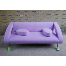 Classcial Style Home Design Furniture Soft Sofa with Metal Legs