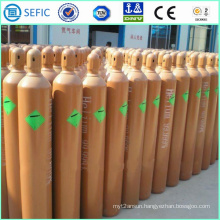 40L Seamless Steel High Pressure Helium Cylinder (ISO9809-3)