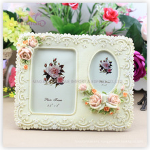 "Promotion Gift Imikimi Love Resin Photo Picture Frame (4""X6"" 2""X3"")"