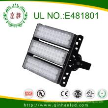 Iluminación industrial de la inundación de la lámpara IP65 Meanwell LED del proyector de la luz LED de UL / Dlc 100/150 / 200W