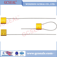 Cable Diameter 1.8mm Cable length 300mm Cable Seal With Barcode