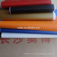 folha flexível de fibra de carbono
