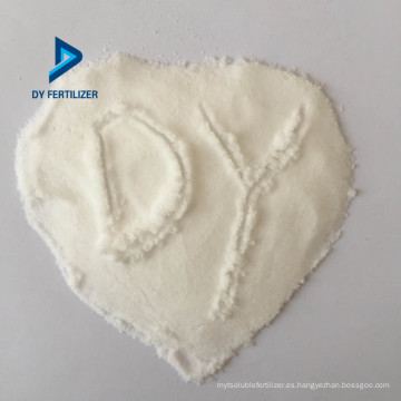 Cristal fertilizante de nitrato de potasio 13-0-46 para césped de Golf