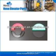 Componentes del elevador, Elevador Linterna del pasillo, indicador, piezas del elevador