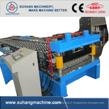 Nice Quality Corrugated Panel Roll Forming Machine