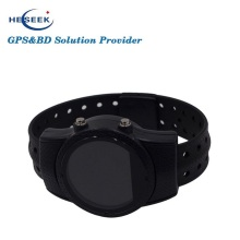 Anti-Lost GPS Watch för personals / Olders / Patients 2G / 3G