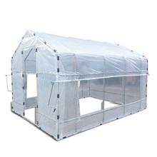 Professional Manufacturer for Single Span Greenhouse Walk in Garden Mini Polytunnel Greenhouse export to Norway Exporter