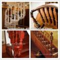 barandillas de la escalera interior