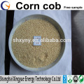 Crushed Corn cob with low price for animal feeding /mushroom cultivation
