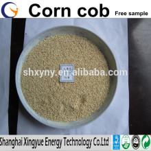 Espiga de milho esmagado com baixo preço para a alimentação de animais / cultivo de cogumelos