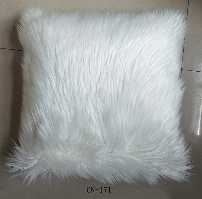 Faux Fur Cushion Cn 171