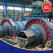 Indústrias químicas usaram moinho de rolos de quartzo para o Vietnã