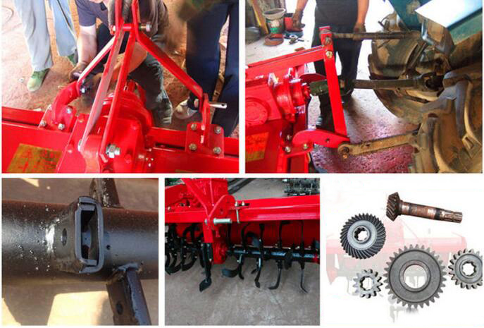 Cultivator for Agriculture
