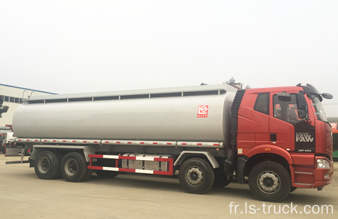 FAW 8 X 4 Heavy Duty 30000L carburant camion-citerne