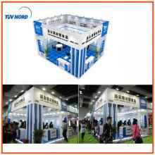 Proveedor del servicio de la exposición de Shangai, contratista del soporte de la exposición del alquiler a pedido