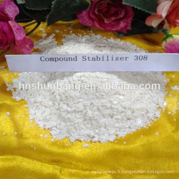 stabilisateur de zinc de calcium écologiquement le stabilisateur de PVC pour des tuyaux de PVC