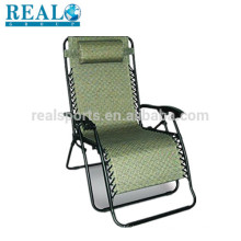 Portable Folding Beach Chaise Sun Lounge Folding Rest Chair