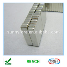 china factory block magnet