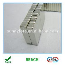 Китайская фабрика блок магнит