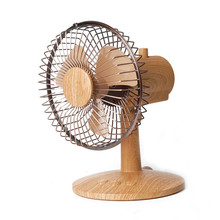 Mini ventilateur de table de rotation portable haute vitesse