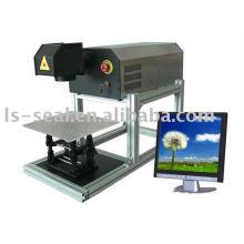 Máquina da marcação do laser da fibra WH-M100 / 200