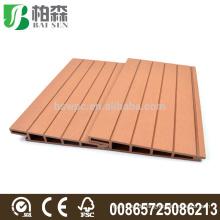 Wood Plastic Composite Planks WPC Wall Panels