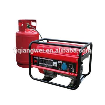 Générateur de GPL de marque Yukun Qiangwei 2KW-2.5KW