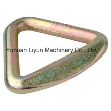 3in X 18000lbs / 75mm X 8180kg Delta Ring, Ratchet Strap Accessories