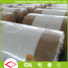 Silicone Parchment Baking Paper in Jumbo Rolls From Factory