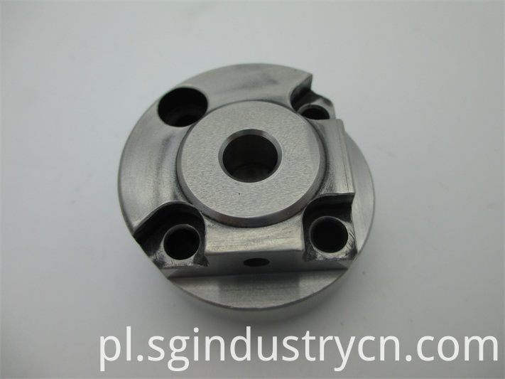Cnc Lathe Machine Parts