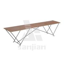 Sj2003-B 3m Table pliante en bois