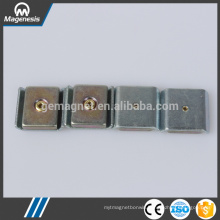 Good feature latest design permanent ndfeb magnet for packing box