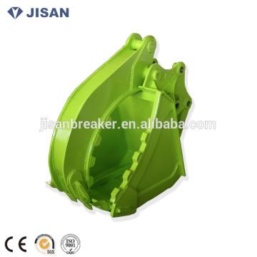 DLK Brand clamshell grab bucket escavadeira para venda