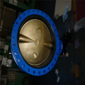 Double Flanged Centric Dn100 Butterfly Valves
